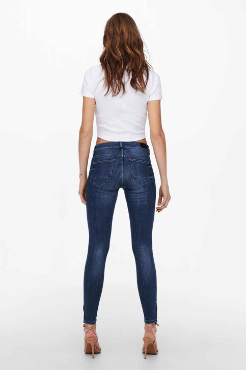 ONLY® Jeans skinny denim 15158979_MEDIUM BLUE DEN img3
