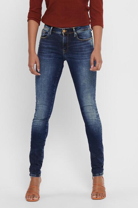 ONLY® Jeans skinny denim 15159137_DARK BLUE DENIM img1