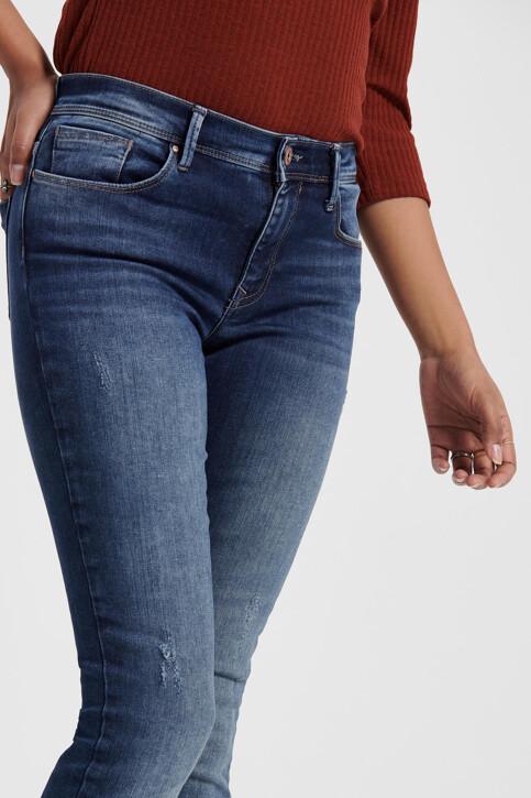 ONLY® Jeans skinny denim 15159137_DARK BLUE DENIM img4