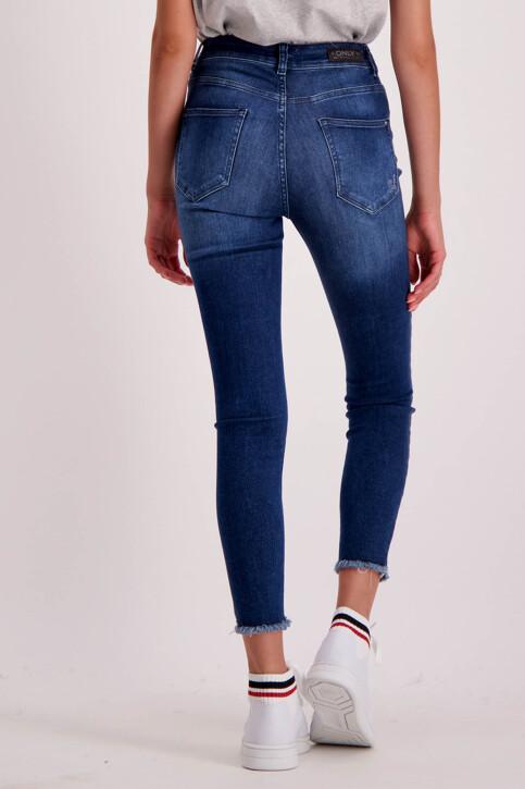 ONLY® Jeans skinny MID BLUE DENIM 15159306_MEDIUM BLUE DEN img3