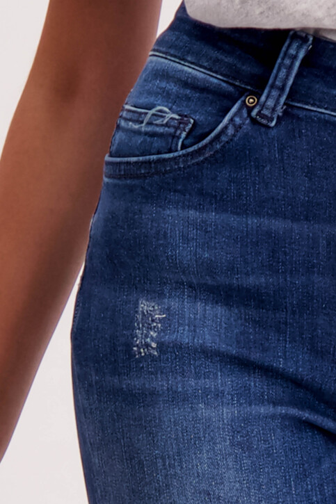ONLY® Jeans skinny MID BLUE DENIM 15159306_MEDIUM BLUE DEN img4
