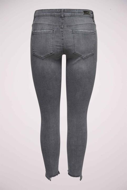 ONLY® Jeans skinny gris 15159401_MEDIUM GREY DEN img6