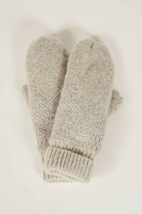 ONLY® Gants gris 15160329_LIGHT GREY MELA img2