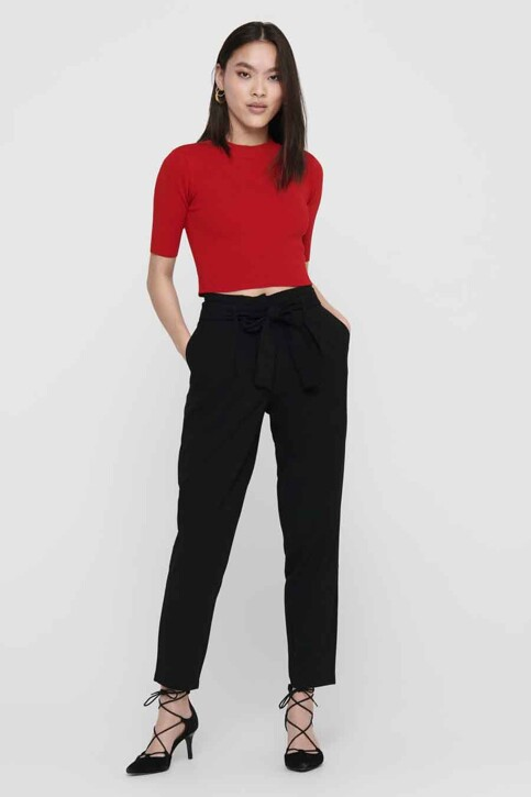 ONLY® Pantalons noir 15160446_BLACK img2