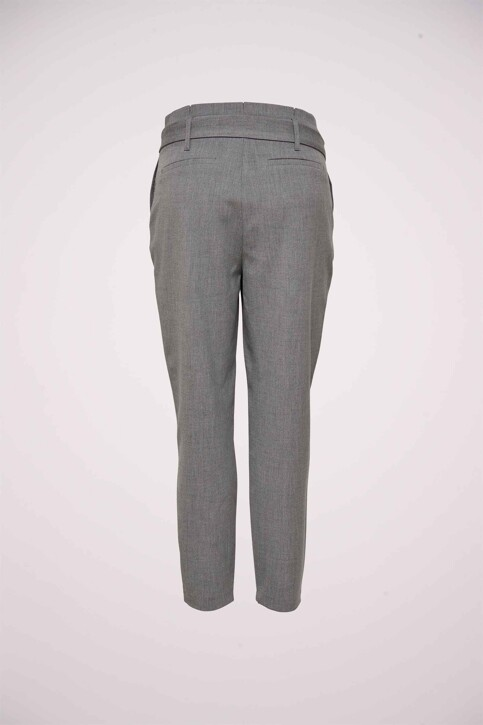 ONLY® Pantalons gris 15160446_LIGHT GREY MELA img2