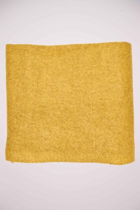 ONLY® Echarpes jaune 15160602_YOLK YELLOW img4