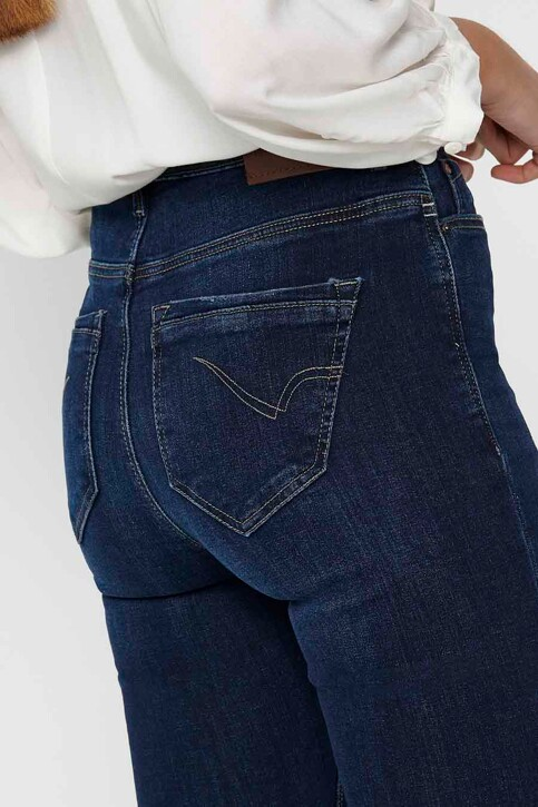 ONLY® Jeans skinny denim 15165780_AZGZ878DARK BL img5