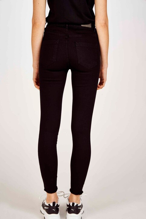 ONLY® Jeans skinny zwart 15167313_BLACK DENIM img2
