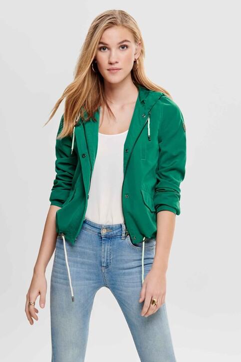 ONLY® Korte jassen groen 15167856_CADMIUM GREEN img1