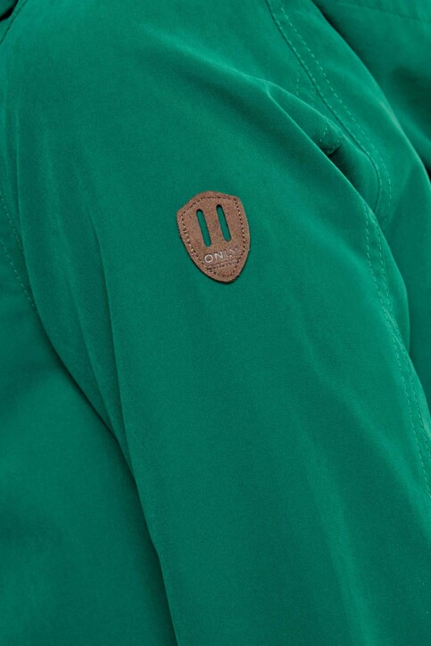 ONLY® Korte jassen groen 15167856_CADMIUM GREEN img4
