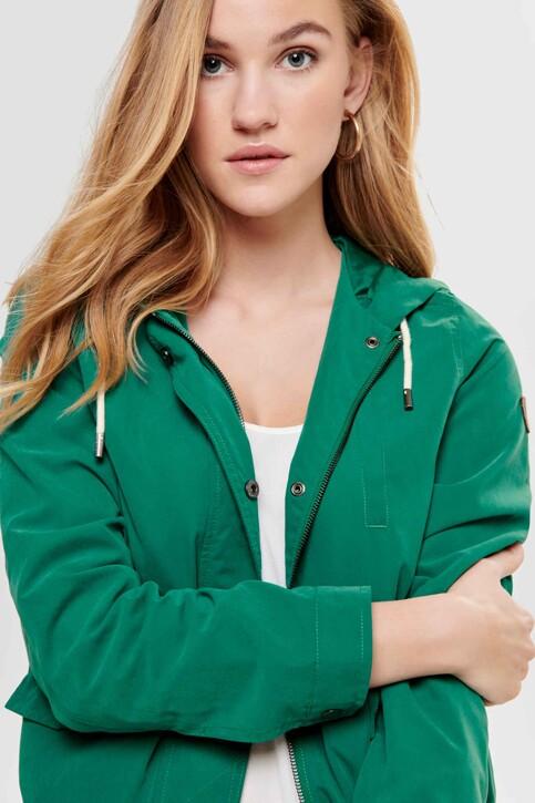 ONLY® Korte jassen groen 15167856_CADMIUM GREEN img5