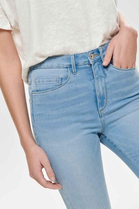 ONLY® Jeans skinny denim 15169037_LIGHT BLUE DENI img4