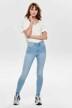 ONLY® Jeans skinny denim 15169037_LIGHT BLUE DENI img6