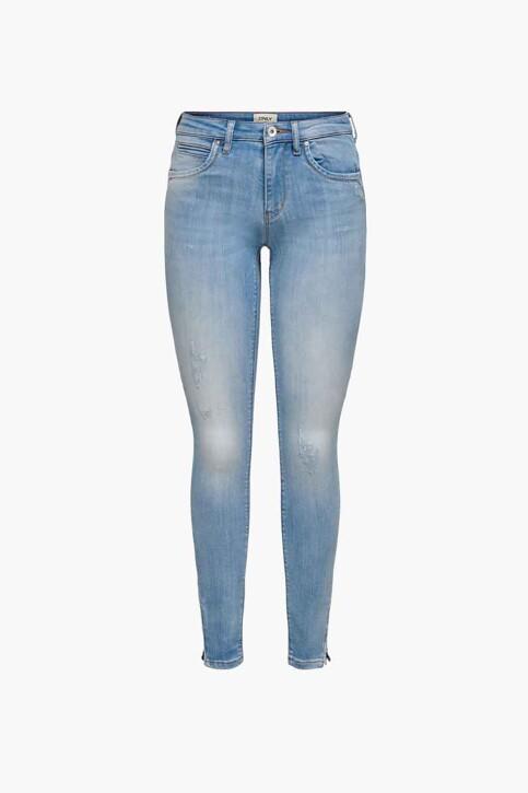 ONLY® Jeans skinny denim 15170824_LIGHT BLUE DENI img4