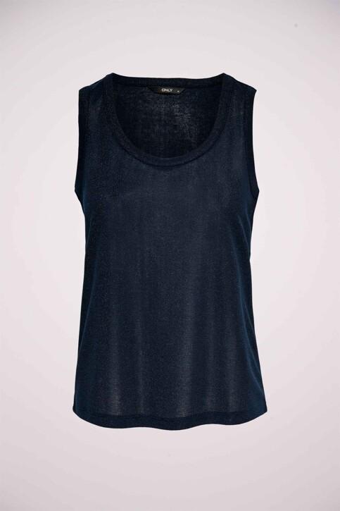 ONLY® Tops (zonder mouwen) blauw 15171282_NIGHT SKY img1