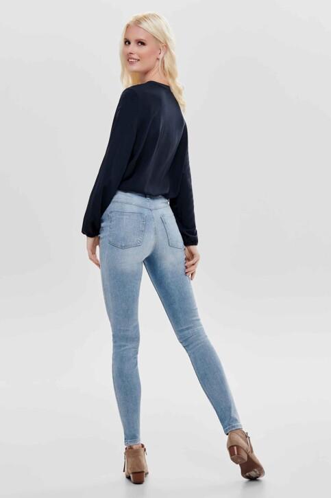 JACQUELINE DE YONG Jeans skinny bleu 15171481_LIGHT BLUE DENI img3