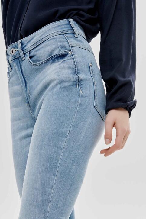 JACQUELINE DE YONG Jeans skinny bleu 15171481_LIGHT BLUE DENI img5