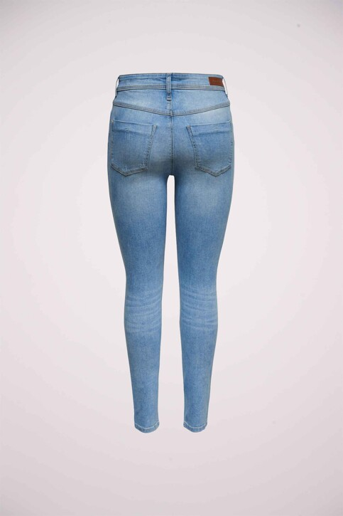 JACQUELINE DE YONG Jeans skinny bleu 15171481_LIGHT BLUE DENI img7