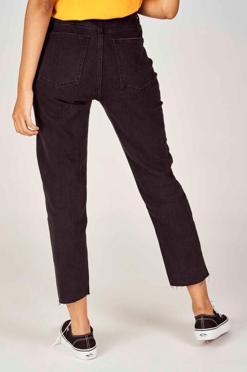 ONLY® Jeans straight zwart 15171545_BLACK DENIM img2