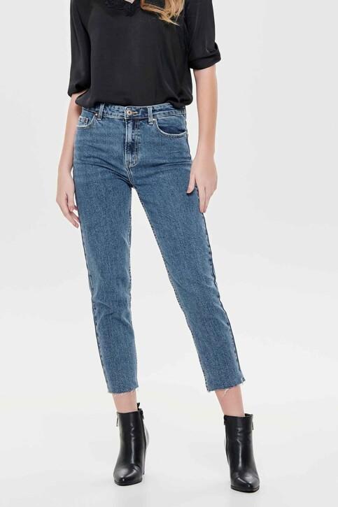 ONLY® Jeans straight denim 15171549_DARK BLUE DENIM img1