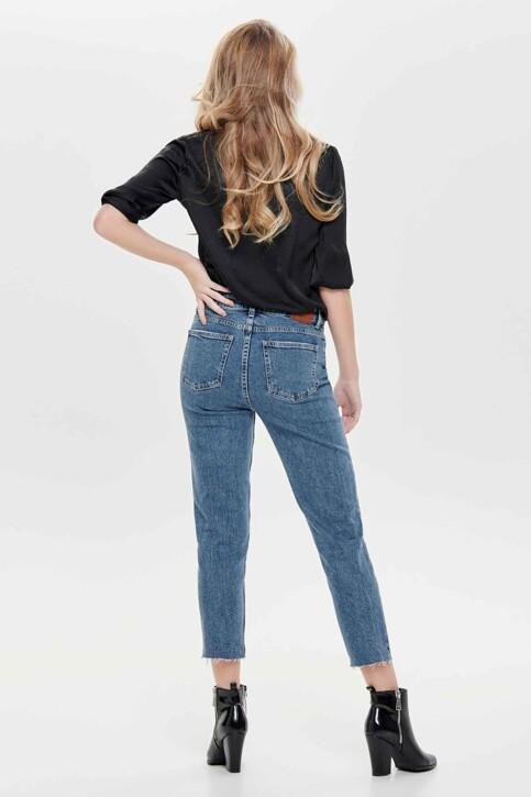 ONLY® Jeans straight denim 15171549_DARK BLUE DENIM img3