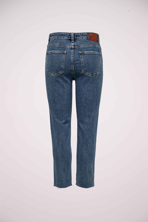 ONLY® Jeans straight denim 15171549_DARK BLUE DENIM img5