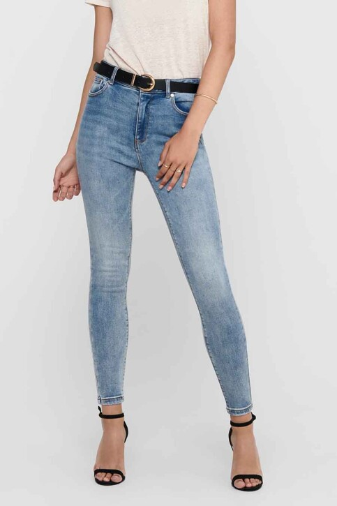 ONLY® Jeans skinny denim 15173010_LIGHT BLUE DENI img1