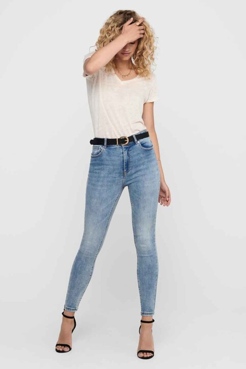 ONLY® Jeans skinny denim 15173010_LIGHT BLUE DENI img2
