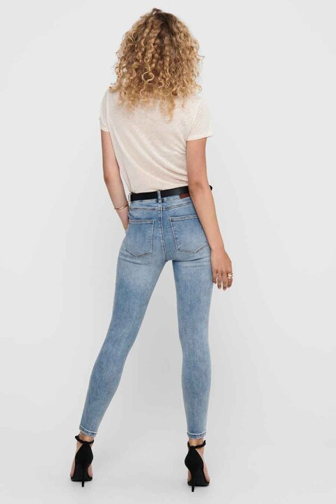 ONLY® Jeans skinny denim 15173010_LIGHT BLUE DENI img3