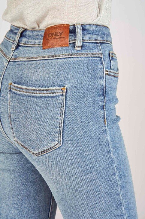 ONLY® Jeans skinny denim 15173010_LIGHT BLUE DENI img4