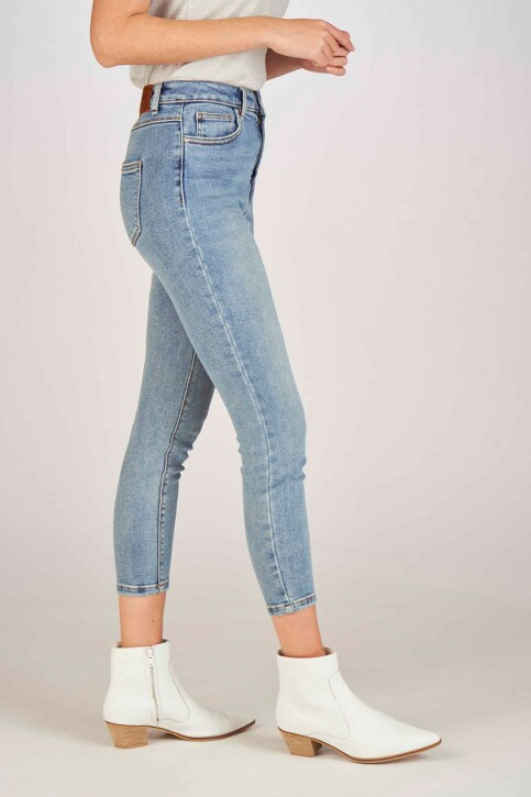 ONLY® Jeans skinny denim 15173010_LIGHT BLUE DENI img5