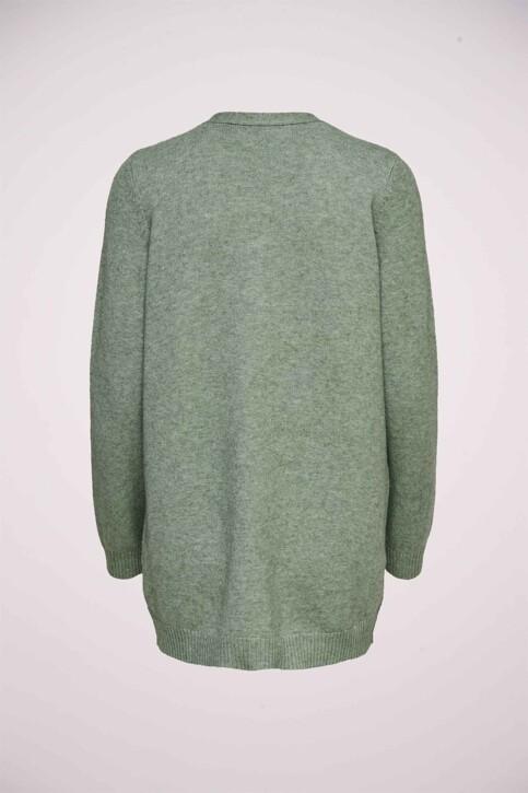 ONLY® Cardigans vert 15174274_BASIL W MELANGE img2