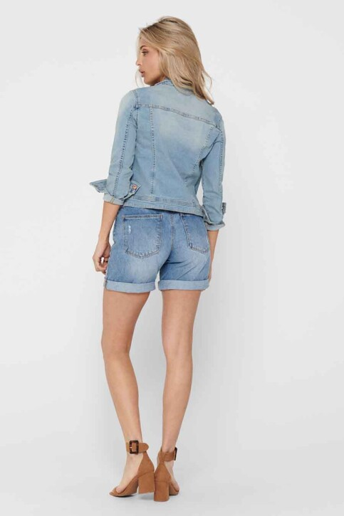 ONLY® Jeansjassen denim 15177241_LIGHT BLUE DENI img3