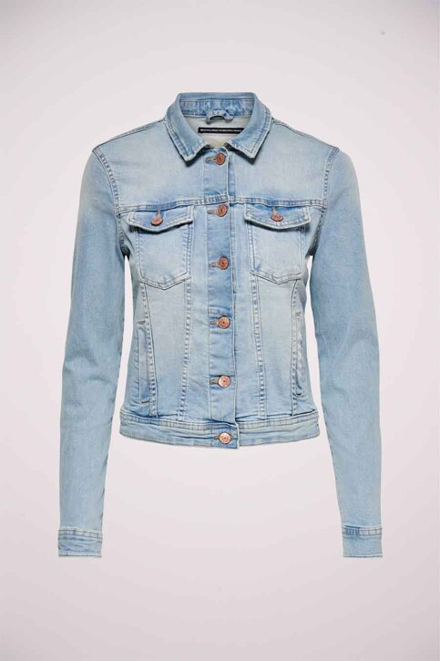 ONLY® Jeansjassen denim 15177241_LIGHT BLUE DENI img7