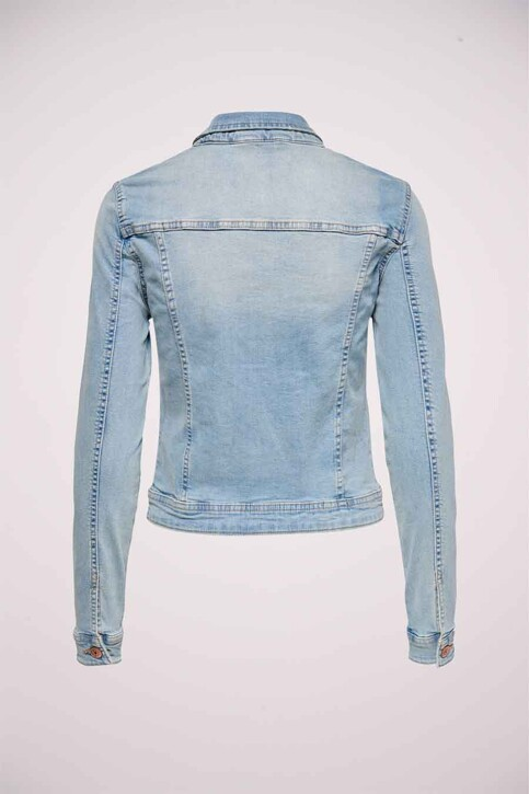 ONLY® Jeansjassen denim 15177241_LIGHT BLUE DENI img8