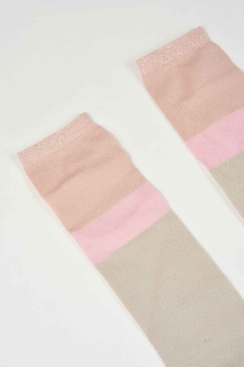 ONLY® Chaussettes 15177789_MISTY ROSE BLUS img2