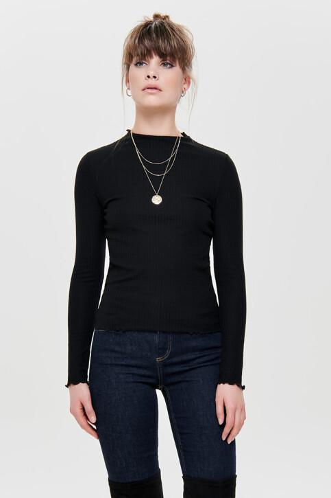ONLY® Truien met ronde hals zwart 15180040_BLACK img2