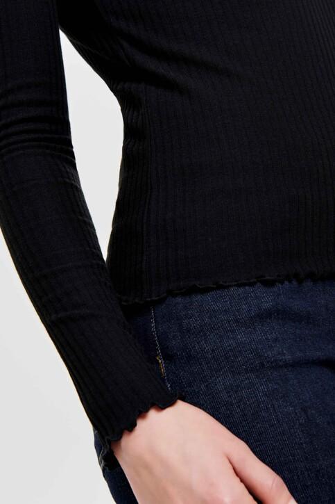 ONLY® Truien met ronde hals zwart 15180040_BLACK img4