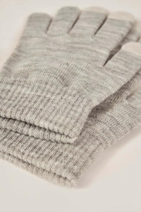 ONLY® Handschoenen grijs 15181164_LIGHT GREY MELA img2