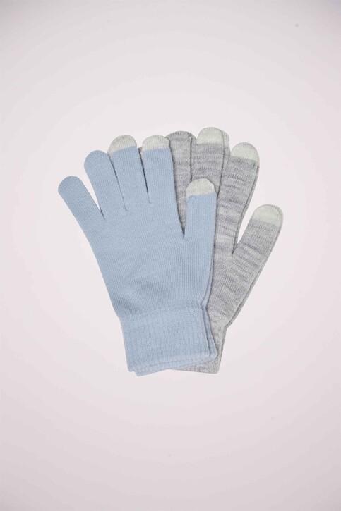 ONLY® Handschoenen grijs 15181164_LIGHT GREY MELA img3