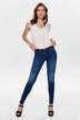 ONLY® Jeans skinny denim 15182344_DARK BLUE DENIM img1