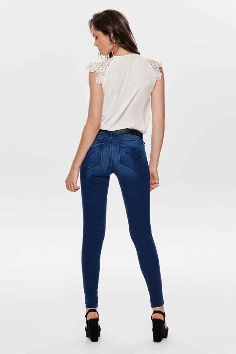 ONLY® Jeans skinny denim 15182344_DARK BLUE DENIM img3