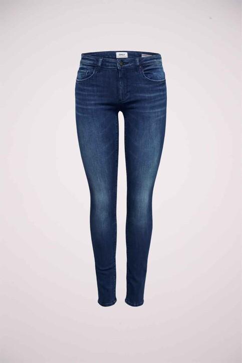 ONLY® Jeans skinny denim 15182344_DARK BLUE DENIM img5
