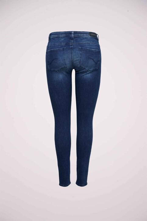 ONLY® Jeans skinny denim 15182344_DARK BLUE DENIM img7