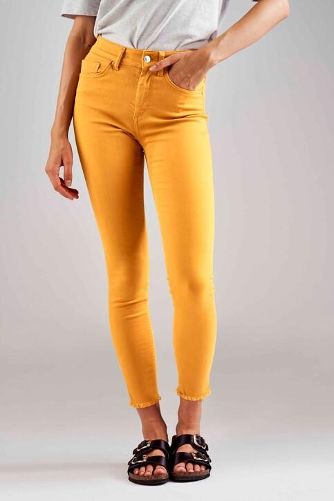 ONLY® Colorbroeken geel 15182453_GOLDEN YELLOW img2