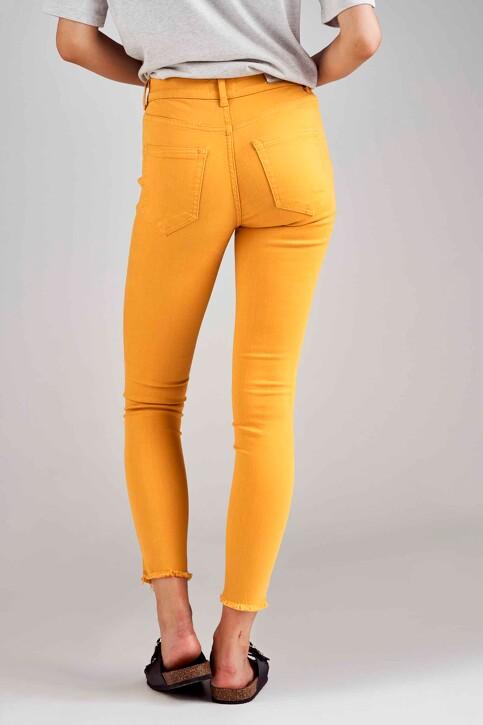 ONLY® Colorbroeken geel 15182453_GOLDEN YELLOW img3