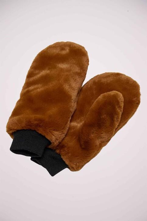 ONLY® Handschoenen bruin 15183529_GINGER BREAD img2