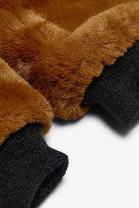 ONLY® Handschoenen bruin 15183529_GINGER BREAD img3