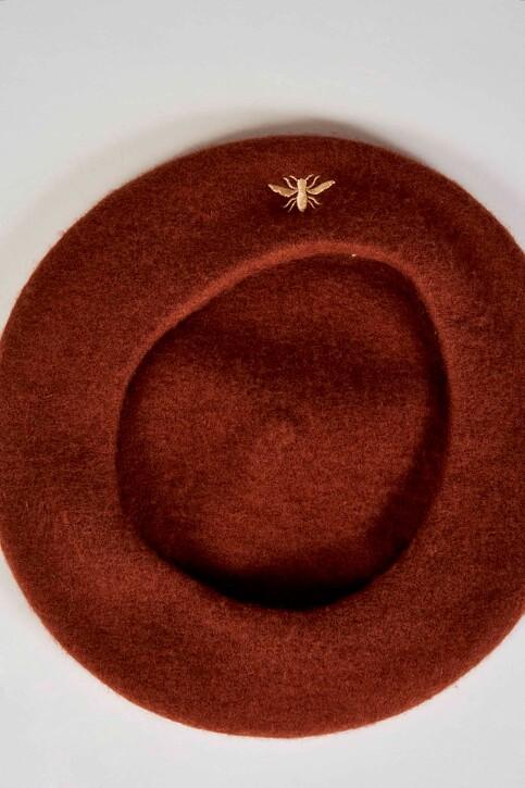 ONLY® Bonnets brun 15183871_GINGER BREAD img3
