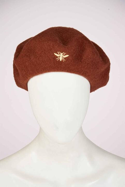 ONLY® Bonnets brun 15183871_GINGER BREAD img4